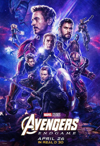Avengers: Endgame, a movie review