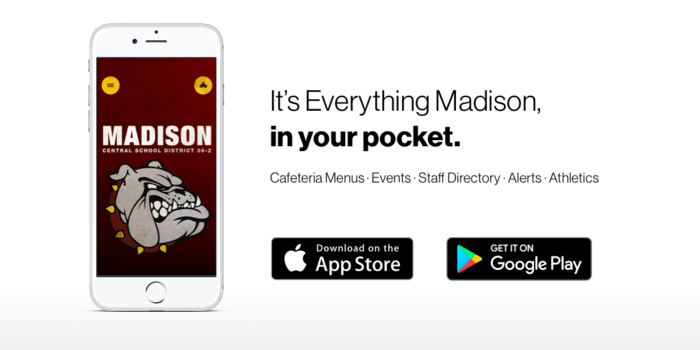 Madison mobile application announcement