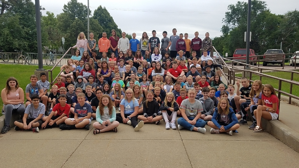 6th graders, class of 2026!
